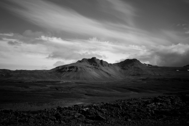 Snaefellsjokull National Park.